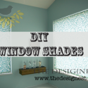 How to Make Fabric Roller Shades