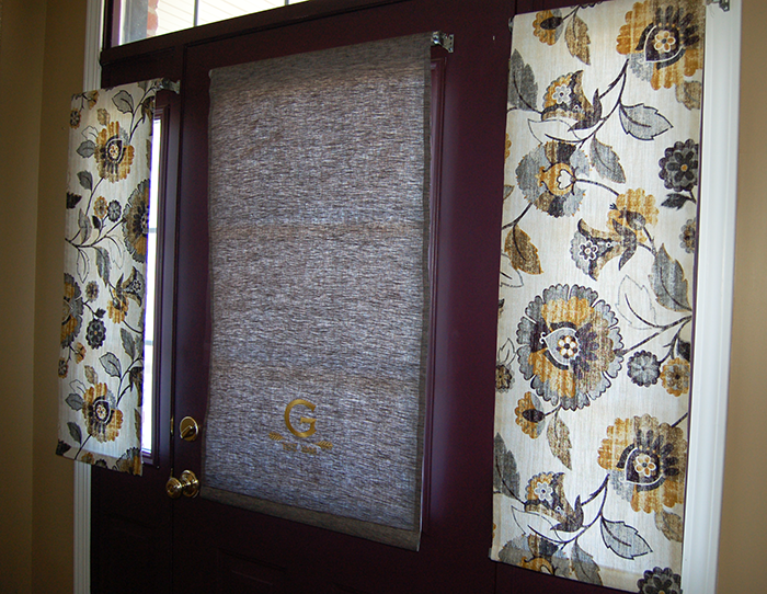 monogrammed-fabric-roller-shades