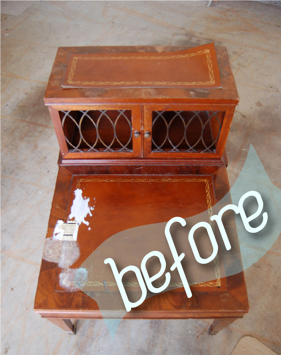 Latest furniture rescue craft blog for Furniture paint