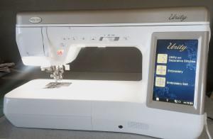 babylock unity sewing machine