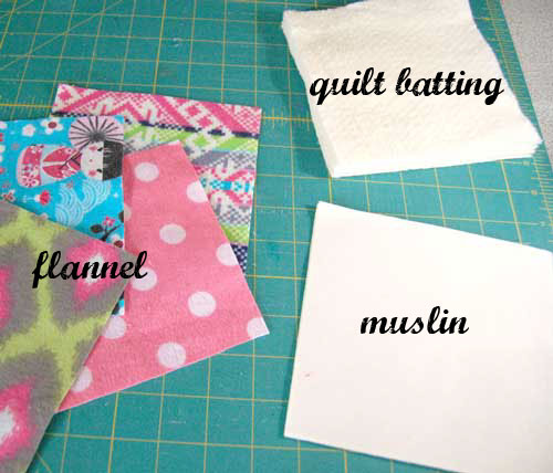 Quick & easy sewing project - Rag Quilt | Tutorial @thedesignest
