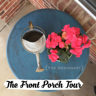 The Front Porch & Flowers
