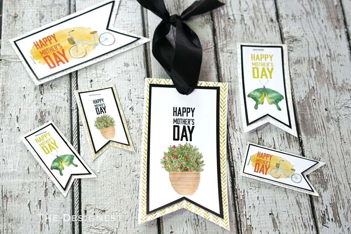 Printable Mothers Day Cards from The Designest